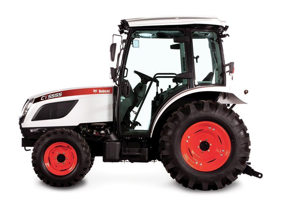 New, 2019, Bobcat, CT5555, Tractors